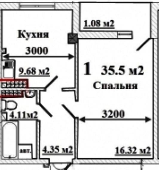Продам 1-комн. квартиру, Севастополь, Севастополь, Загородная Балка улица, 2 г
